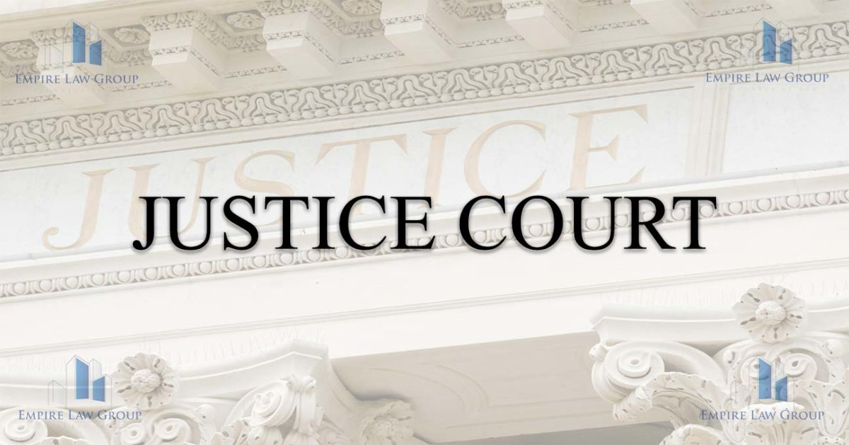 Cortes de Justicia de NEVADA