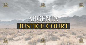 Argenta Justice Court Nevada Traffic Ticket Pro Dan Lovell