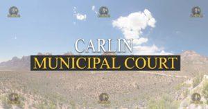 Carlin Municipal Court Nevada Traffic Ticket Pro Dan Lovell