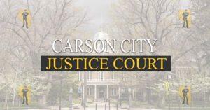 Carson City Justice Court Nevada Traffic Ticket Pro Dan Lovell
