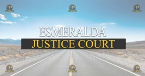 Esmeralda Justice Court Nevada Traffic Ticket Pro Dan Lovell