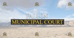 Fallon Municipal Court Nevada Traffic Ticket Pro Dan Lovell