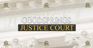 Goodsprings Justice Court Nevada Traffic Ticket Pro Dan Lovell