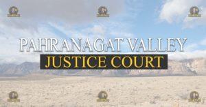 PAHRANAGAT justice Court Nevada Traffic Ticket Pro Dan Lovell