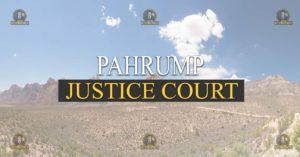 Pahrump Justice Court Nevada Traffic Ticket Pro Dan Lovell