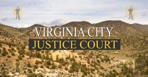 Virginia City Justice Court Nevada Traffic Ticket Pro Dan Lovell