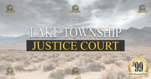 Lake Township Justice Court Nevada Traffic Ticket Pro Dan Lovell