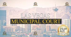 Las Vegas Municipal Court Nevada Traffic Ticket Pro Dan Lovell