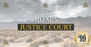 Moapa Justice Court Nevada Traffic Ticket Pro Dan Lovell