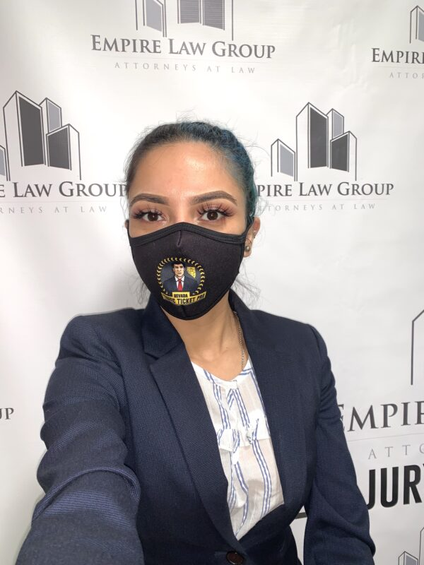 Mirna G - Legal assistant for Nevada Traffic Ticket Pro